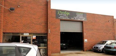 Car Mechanic at Prestige Auto Care | Prestige Auto Care Service & Parts | Scoop.it