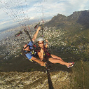 Tandem Paragliding in Cape Town | Fly Cape Town Paragliding | Adventures in Cape Town | Scoop.it