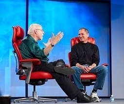 The Ten Life Lessons From Steve Jobs We Should Never Forget - Forbes | Digital Portfolios and eLearning | Scoop.it