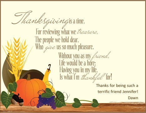 Thanksgiving Images For Friends | Happy Thanksgiving Images, Quotes, Pictures, Coloring Pages | Happy Mother's Day 2014 | Scoop.it