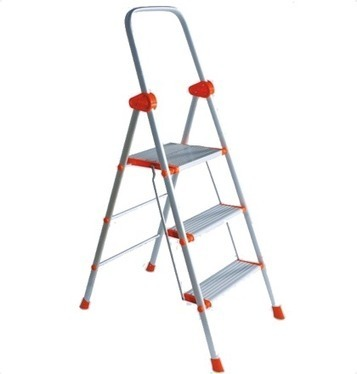 Bathla 3 steps Anodized Excalibur Delux Ladder,Buy Bathla 3 steps Anodized Excalibur Delux Ladder,Bathla 3 steps Anodized Excalibur Delux Ladder Price in India - MrThomas | Hand & Garden Tools, Safety Equipments and Others | Scoop.it