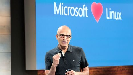 Microsoft joins the Linux Foundation, 15 years after Ballmer called it 'cancer'   Microsoft: News,Books,Tips,Downloads   Scoop.it