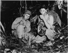 Stories of American Indian code talkers revealed in Smithsonian Traveling ... - Idaho State University | Native American | Scoop.it