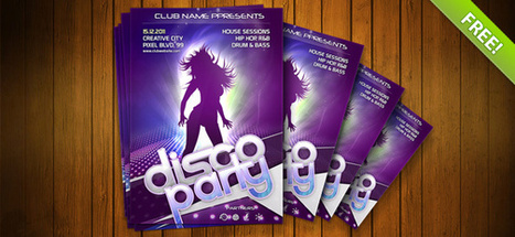 Free Night Club Flyer Photoshop Psd file free download - Download Free Psd Files | Photoshop PSD Files :: Free Download | Scoop.it