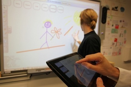 EDCompass blog » Distance learning using SMART products and iPad | Interactive Whiteboards Info | Scoop.it