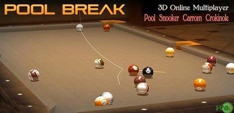 Pool Break Pro - 3D Billiards APK Free Download - Android Utilizer | Bisexual Pakistan | Scoop.it