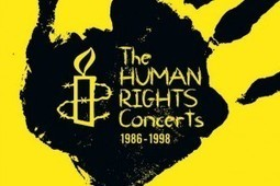 BRUCE SPRINGSTEEN AND PETER GABRIEL HEADLINE 'HUMAN RIGHTS CONCERTS' DVD BOX | Queens Our City Radio Rock Music News | Scoop.it