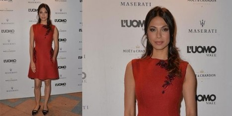 Moran Atias seduce al Party de l'Uomo Vogue in Laguna | fashion and runway - sfilate e moda | Scoop.it