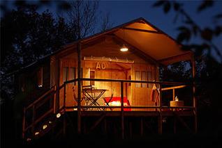 Découvrez notre nouvelle location insolite avec vue sur la ria du Steir | Le Camping Yelloh Village L'Océan Breton ***** | Scoop.it