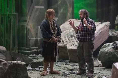 BREAKING: Peter Jackson Finally Posts Trailer News for Third Hobbit — Middle-earth News | 'The Hobbit' Film | Scoop.it