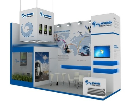 Find Innovative & Modern Exhibition Stand Contractors Within Istanbul | Business | Scoop.it