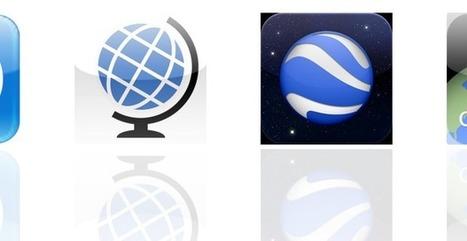 Top 6 iPad apps for Geography | ICT Evangelis | Social Studies Education | Scoop.it