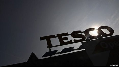 Tesco was warned in 2010 about 'aggressive accounting'   BUSS4   Scoop.it