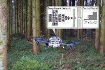 Drones Learn To Search Forest Trails for Lost People | Complexity Science | Scoop.it