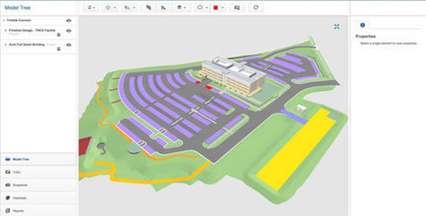 The AEC communities can get an end-to-end workflow solution with the strategic partnership between Trimble and the Nemetschek Group | BIM Forum | Scoop.it