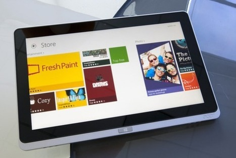 Report: Microsoft's building a single app store for Windows PCs, tablets, and ... - PCWorld | Consumer Tech | Scoop.it