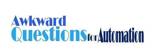 Awkward questions for DevOps on automation   APM Insights   Scoop.it