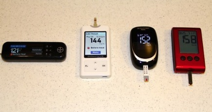 Glucose Meter Accuracy Counts More -- and Less -- Than You Think | diabetes and more | Scoop.it