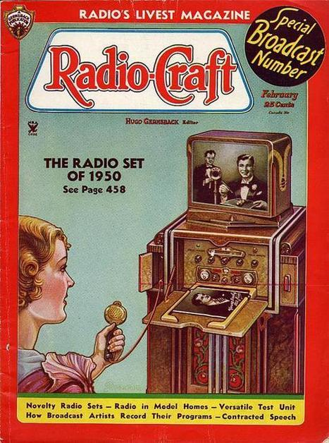 Historical Website #3: RADIO IN THE 1930's | 1930's: Great Depression Music | Scoop.it