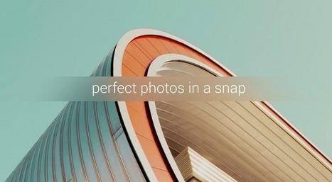 Avec Snapseed, la retouche photo est un jeu d'enfant sur ton mobile - Geek Junior - | Retouches et effets photos en ligne | Scoop.it