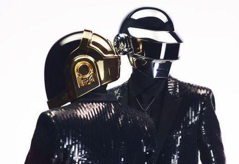 Daft Punk, dos robots al rescate | Musica | Scoop.it