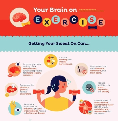 The Brain Benefits of Exercise | Exercise: MOVE More! | Scoop.it
