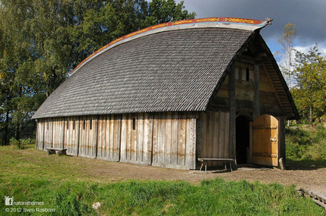 The Viking Farmstead, Ale, Sweden | Architecture écologique | Scoop.it