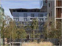 Une sur-toiture solaire, couvre-chef de logements à énergie positive à Lyon | Dans l'actu | Doc' ESTP | Scoop.it