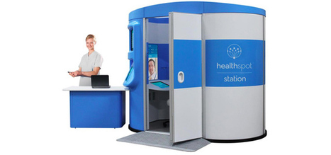 """NACCHO HEALTH INNOVATION and EXCELLENCE: Could TELEHEALTH kiosks be a """"health"""" solution for remote communities 