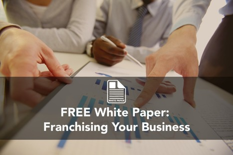 Franchising: a free White Paper | Franchising | Scoop.it