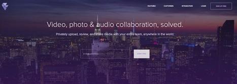 Frame.io. La revolución del vídeo colaborativo | Educacion, ecologia y TIC | Scoop.it