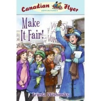 Unpacking the POWER of Picture Books: Sharing Titles About Women in Canada's History! | Dare To Be A Feminist | Scoop.it