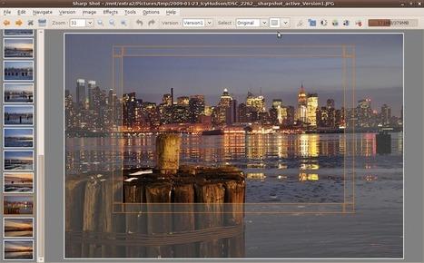 Tra Photoshop e Paint: SharpShot Modifica Immagini su Qualsiasi Computer   Editare Immagini   Scoop.it