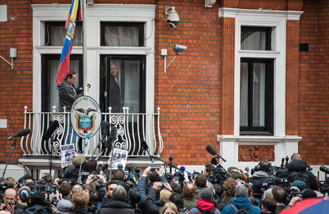 Ecuador Cuts Internet of Julian Assange, WikiLeaks' Founder | An Eye on New Media | Scoop.it