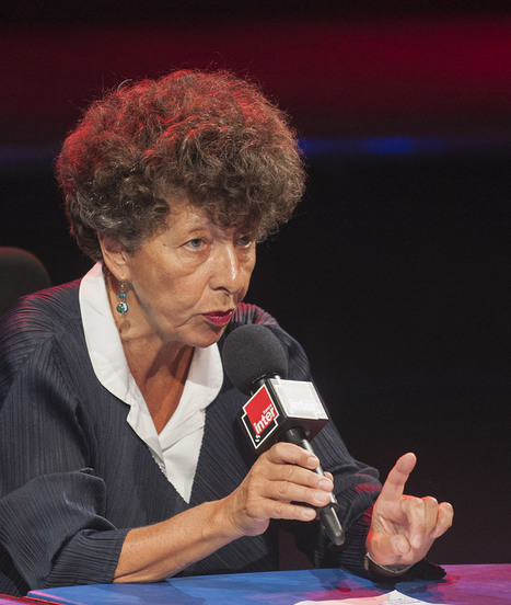 "Laurence Bloch, directrice de France Inter: ""La radio, c'est de la démocratie directe!"" 