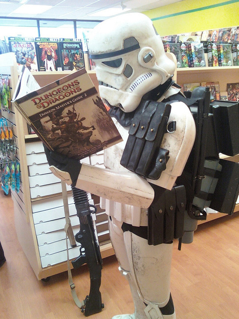 Les Stormtroopers jouent-ils à Donjons & Dragons ? | And Geek for All | Scoop.it