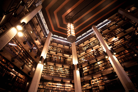 Photo Essay: Amazing Libraries Around the World | Photos | Scoop.it