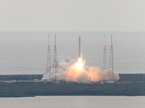 What's Ahead for Human Rated SpaceX Dragon in 2014 – Musk tells Universe ... - Universe Today   Cornucopia--Asteroid Mining Vehicle   Scoop.it