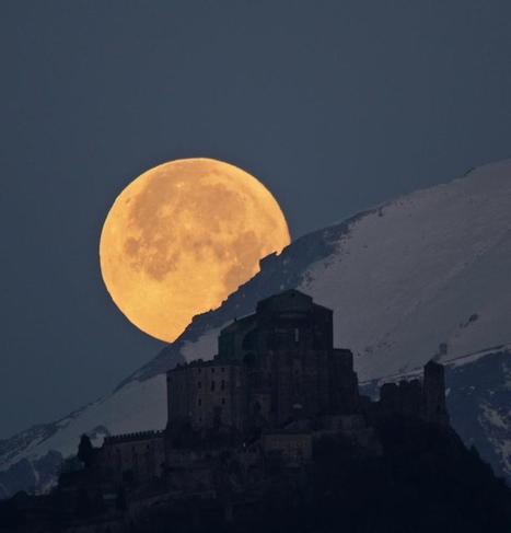La verità, vi prego, sulla (Super!!??) Luna   Planets, Stars, rockets and Space   Scoop.it