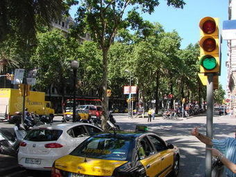 Reform work began on the stretch of la Diagonal of Barcelona   Barcelona   Scoop.it