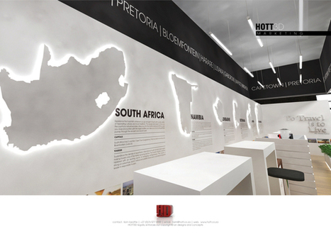 Exhibiting at the Durban Indaba Travel and Tourism Show 2014?- HOTT3D | Web Marketing Tips, Hints & Tricks | Scoop.it