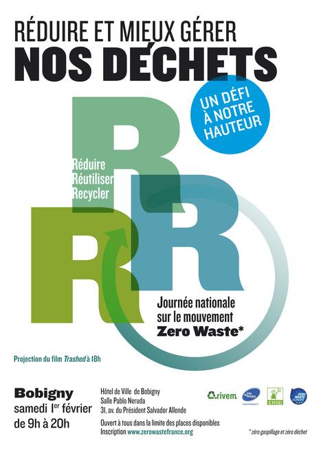 Zero Waste France : 1er février à Bobigny   Zero Waste France   Scoop.it