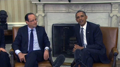 À Washington, Obama et Hollande plaident en faveur de la croissance | Econopoli | Scoop.it