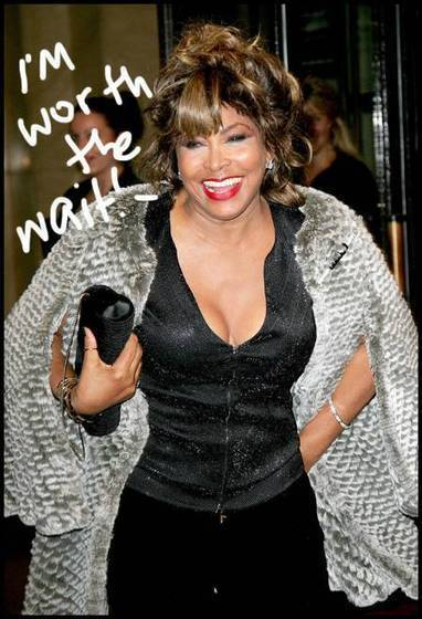 Tina Turner Marries In Switzerland After Nearly Three-Decade Courtship