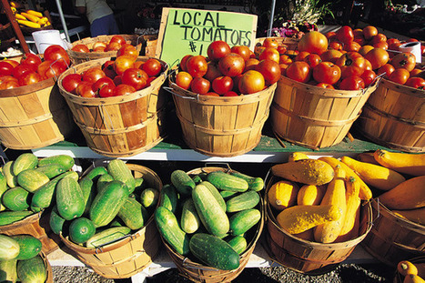The Best and Worst States for Eating Locally | Mrs. Watson's Class | Scoop.it
