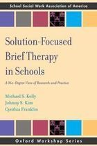 Solution-Focused Brief Therapy in Schools - Oxford Scholarship | Evidenced Based SSW Practice | Scoop.it