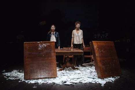 Bernhard et Chavrier: la belle rencontre aux ateliers Berthier - Week-end | théâtre in and off | Scoop.it