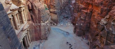 Jordan from the Air | Best Quadcopter Aerial Videos | Scoop.it