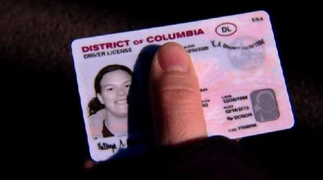 TSA Agent Questions Woman's DC ID Card | NBC4 Washington | Identity Products | Scoop.it