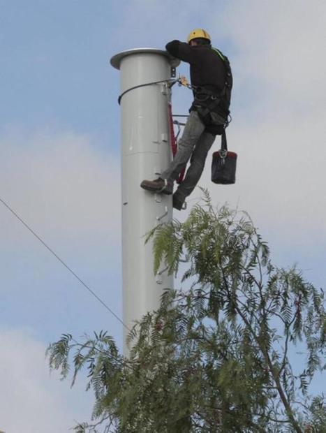 Los vecinos de Santa Ana, contra una antena en el polígono de Santa Ana | Contaminación electromagnética y tóxicos | Scoop.it